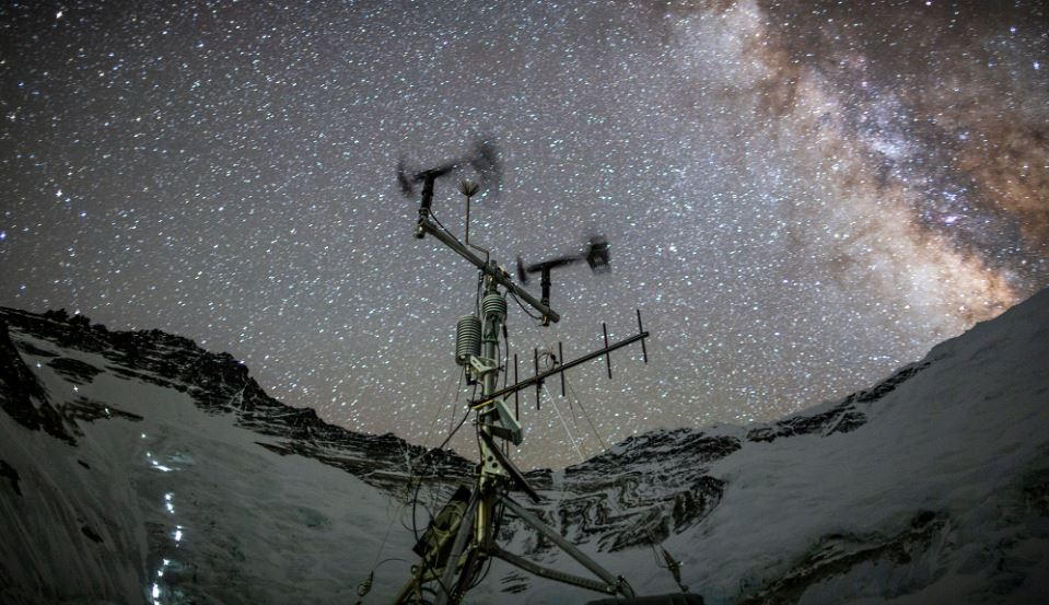 Everything About The World's Highest Weather Station