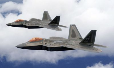 Everything Amazing About World's Fastest Jet Lockheed Martin F 22 Raptor