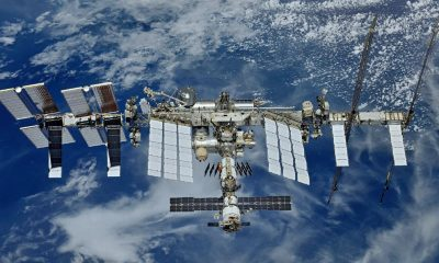 How Astronaut Get Air And Water In International Space Station.