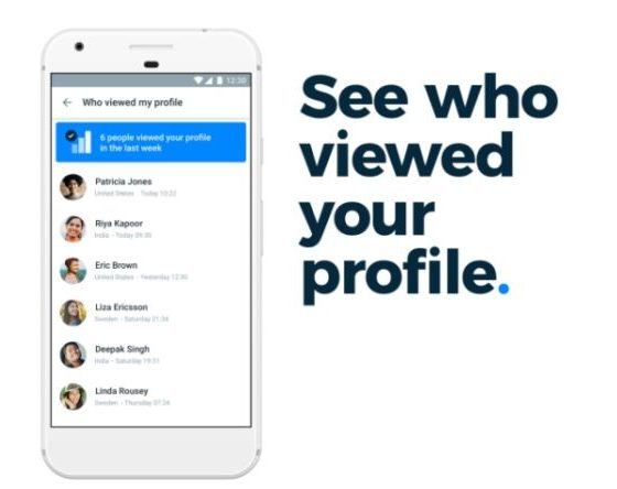 how to see who viewed my linkedin profile