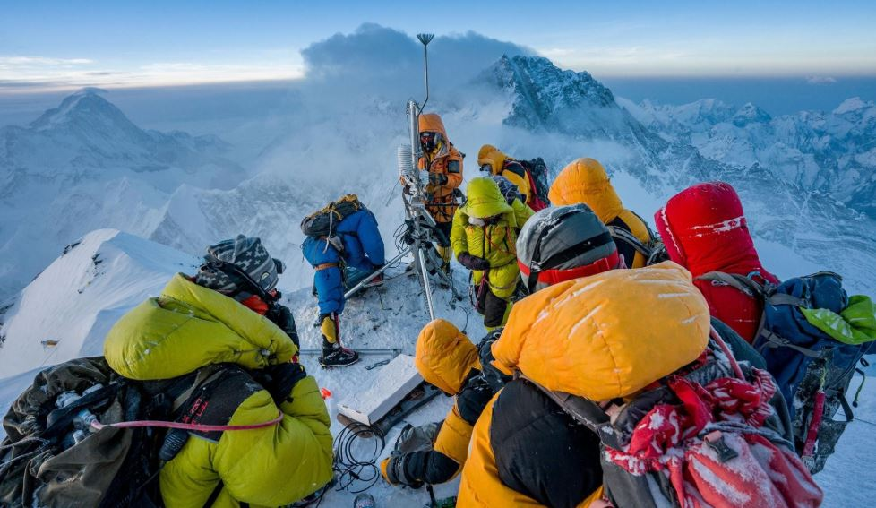 journey to world's highest weather station