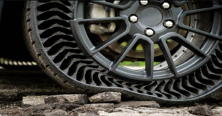 worlds first puncture proof tires