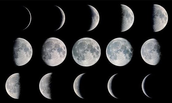 Why does the Moon Actually Change its Shape Everyday