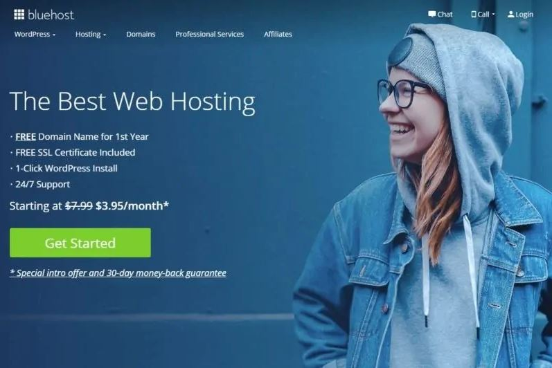 how to set up BlueHost Affiliate Program