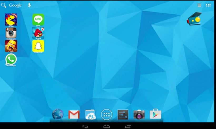 andy emulator as top free and best android emulators for mac