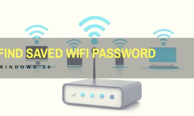 find wifi password on windows 10